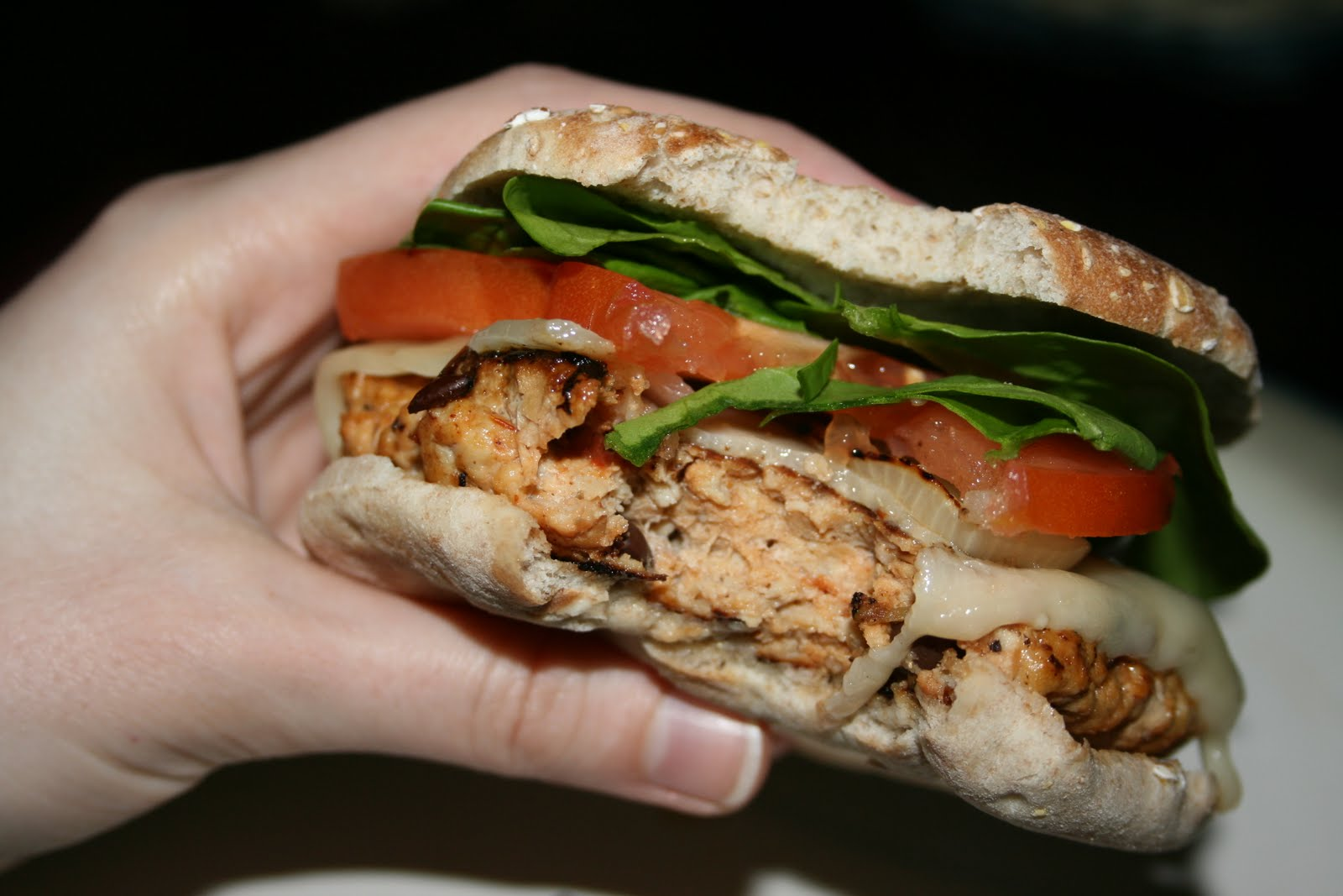 Weeknight & Weekend Chicken Burgers | Learning As I Go